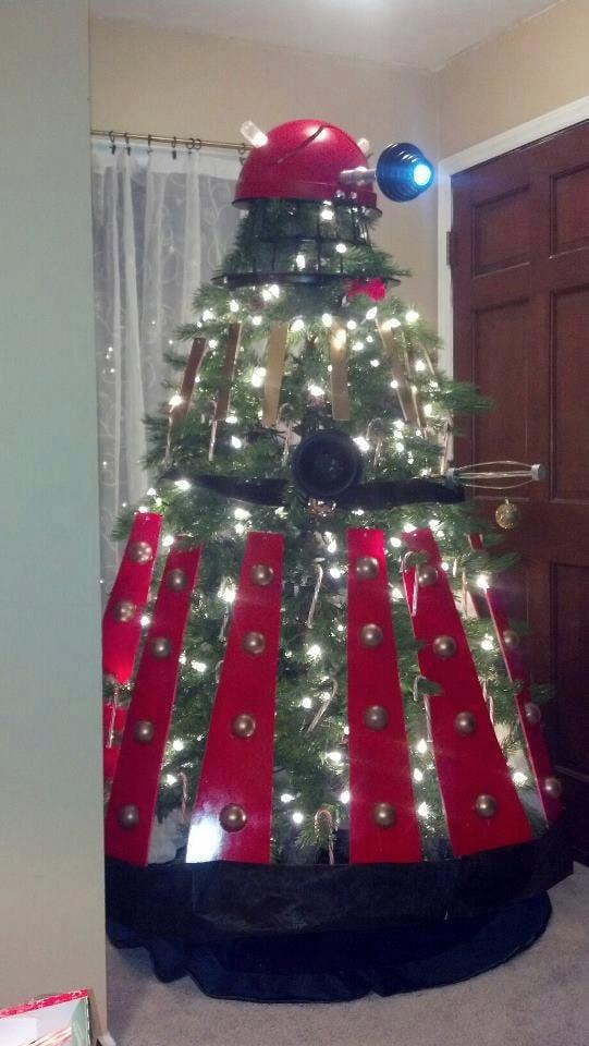 Merry Christmas … Umm, Exterminate! Exterminate!
