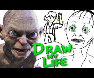 Gollum's Life: An Animated, Musical Story
