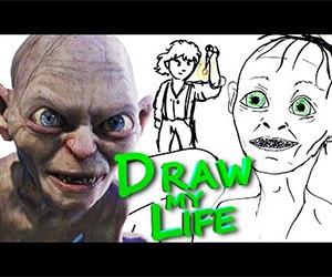 Gollum's Life: An Animated, Musical Story
