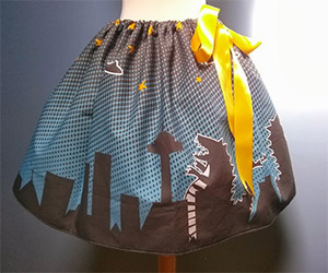 Awesome Sci-Fi and Geeky Skirts for the Holidays
