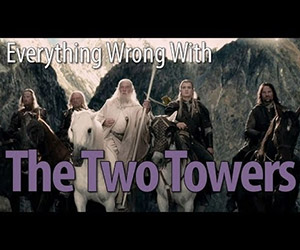 Everything Wrong With The Two Towers