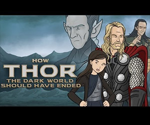 Thor: The Dark World, How It Should Have Ended