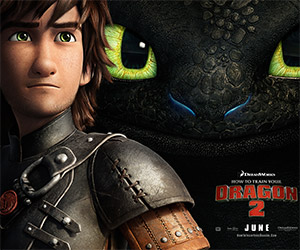 How to Train Your Dragon 2: First Trailer