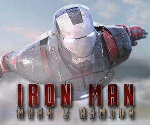Iron Man Mark Z Armor: Animated Short