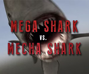 Mega Shark vs. Mecha Shark Trailer