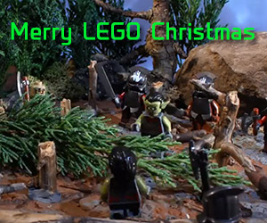 Merry Christmas from the Orcs of Fangorn Forest