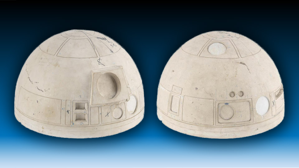 Star Wars: Own Part of the Original R2-D2
