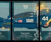 Blade Runner Spinner 995