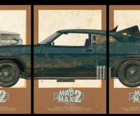 Mad Max's Black Interceptor