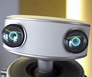Servo: A Short Film About a Helper Robot