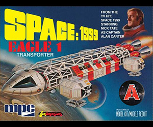 Space 1999: Eagle-1 Limited Edition Model Kit