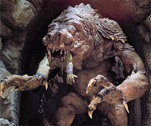 Star Wars: Making of the Rancor