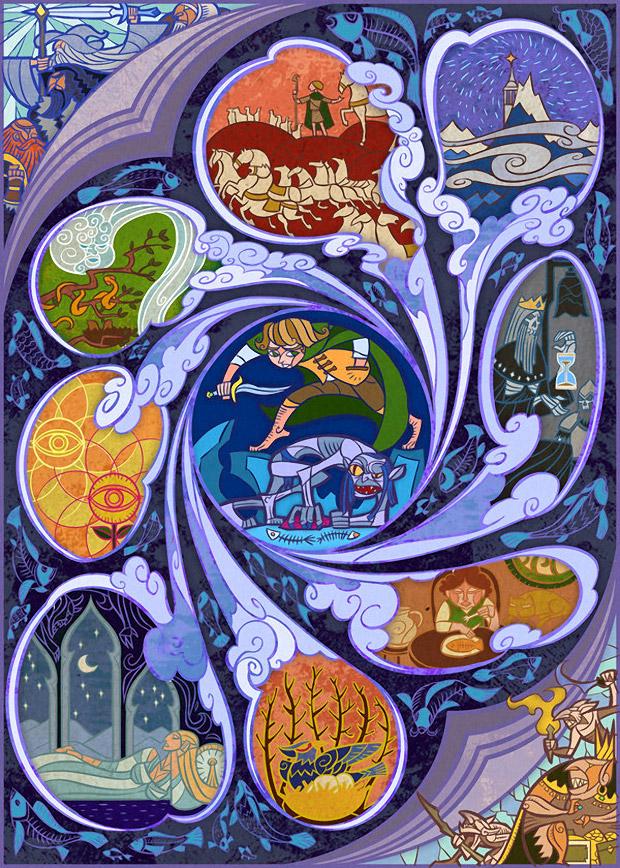 Alternative Artwork for The Hobbit