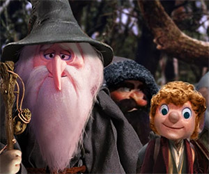 The Hobbit in the World of Rankin Bass