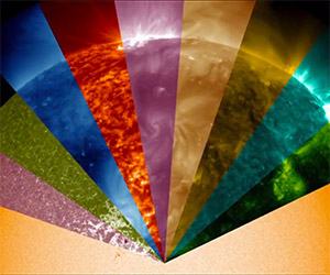Stunning: Video of the Sun in Various Wavelengths