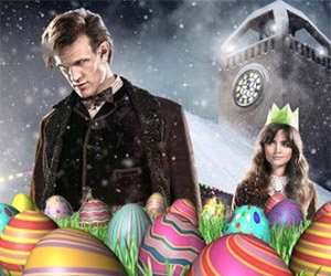 Doctor Who: The Christmas Special Easter Eggs
