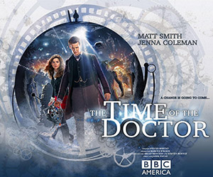 The Time of the Doctor: First Official Trailer