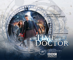 The Time of the Doctor Christmas Special