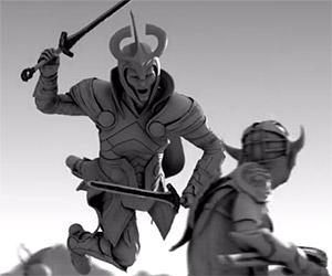 Thor: The Dark World VFX Breakdown