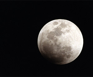 Why Does the Moon Shine?