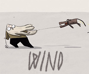 WIND: An Animated Short Set in a Very Windy World