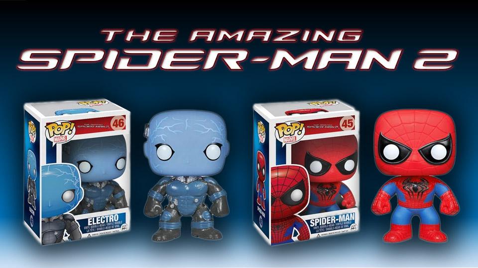 Amazing Spider-Man 2: Spidey & Electro Bobbles