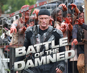 Battle of the Damned: Robots vs. Zombies