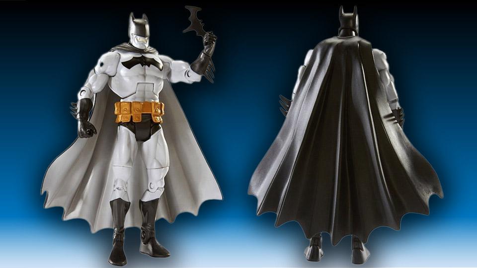 Awesome Batzarro Collectible Figure
