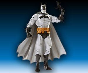Awesome Batzarro Collectible Figure