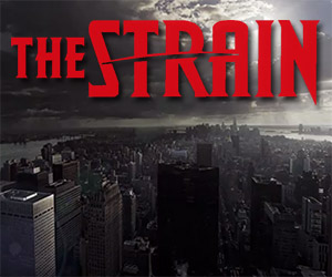Guillermo Del Toro's The Strain: First Trailer