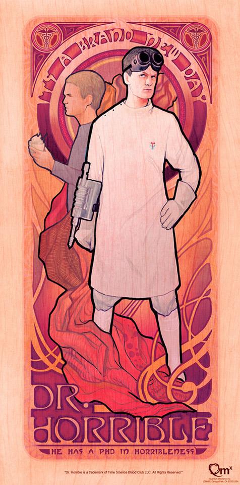 doctor_horrible_art_nouveau_prints_1
