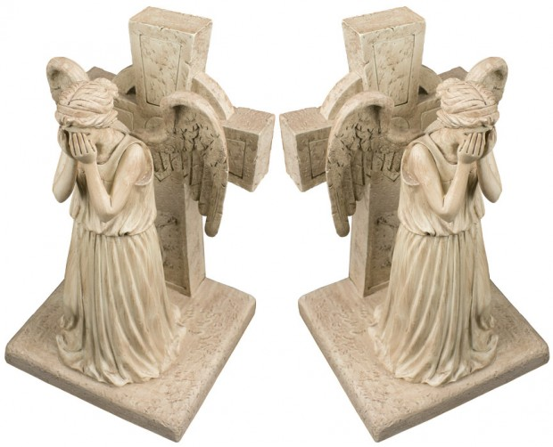 doctor_who_weeping_angel_bookends_2