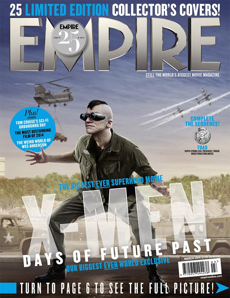 Empire Magazine X-Men Cover Series - MightyMega | 741 x 960 jpeg 243kB