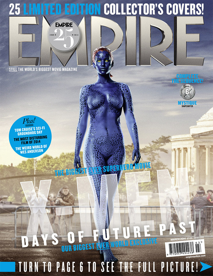 Empire Magazine X-Men Cover Series