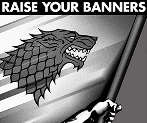 Game of Thrones Propaganda Style Posters