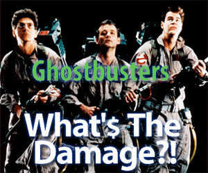 Ghostbusters: What's the Total Cost of Damage?