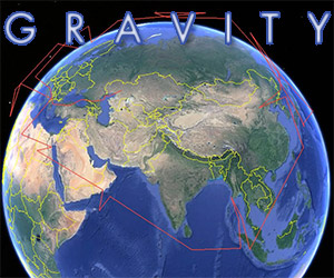 Recreate the Orbital Path Seen in the Film Gravity