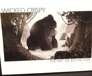 Wicked Crispy: The Art of Jeff Victor Book Release