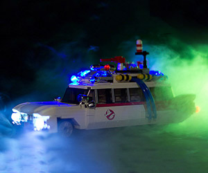 LEGO CUUSOO Ghostbusters 30th Anniversary Set a Go