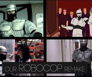 Our Robocop Remake: A Shot-for-Shot Robocop Film