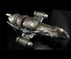 Incredible Firefly Serenity 1:250 Scale Cutaway Replica