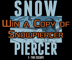 Snowpiercer Graphic Novel Book Giveaway!