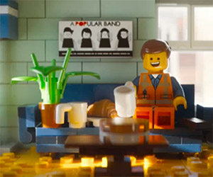 The LEGO Movie: You are the Master Builder