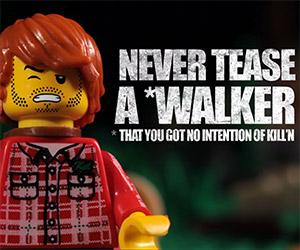 The Mocking Dead: A LEGO Walking Dead Parody