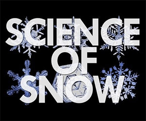 It's Okay to Be Smart: The Science of Snowflakes