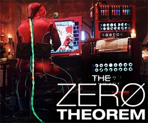 The Zero Theorem: 1st Trailer and Behind the Scenes