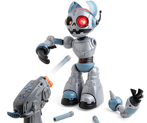 Must Have: Remote Controlled Zombie Robot