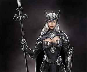 Thor: The Dark World's Warrior Goddess, Valkyrie