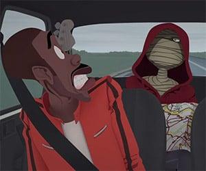 Zombillenium: An Animated Music Short