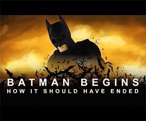Batman Begins: How It Should Have Ended